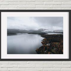 Loch Lomond Shore Print